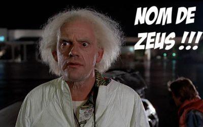 Jour 2 – Nom de Zeus !