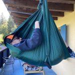 Jour de repos sous le chapiteau