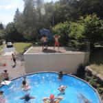Vendredi 23 juillet : Eau bord d'elle (la petite sirène yogiste)